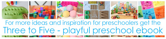 Three to Five - Playful Preschool ebook