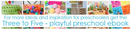 Three to Five - Playful Preschool ebook