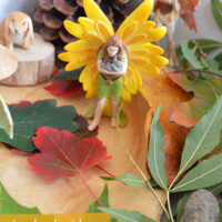 Simple Play Ideas - Autumn Imaginative Play in a Box!