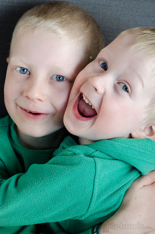Boy Love - a list of things my 4 and 7 year old boys love