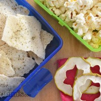 Ten Healthier Lunch Box Treats