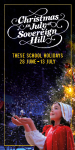 Sovereign Hill Christmas in July