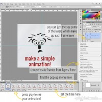 How to Make Simple Animations - with free printable storyboard and paper shapes to use in your animation.