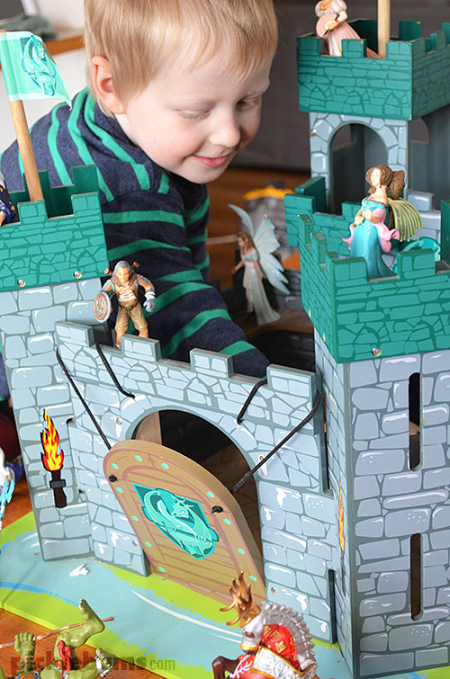 A Castle Story - Imaginative Play in Action