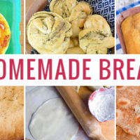 Easy Homemade Bread – tips, tricks, and recipes.