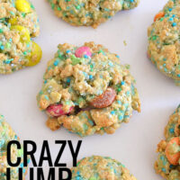 Crazy Lump Cookies