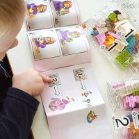 Building and Reading with LEGO Juniors