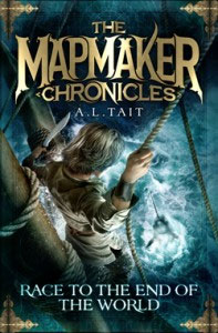 The Mapmaker Chronicles - Race to the end of the World