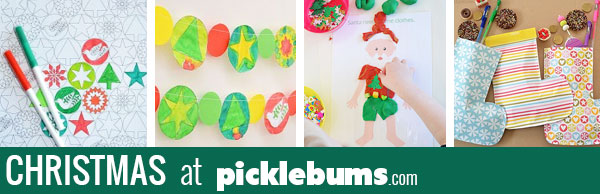 Find our Christmas ideas, activities and prrintables here.
