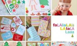 Find all our free Christmas printables here - from wrapping paper and gift tags to fun activities!