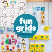 Fun Printable Grids