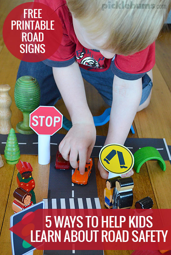 Free Worksheets pedestrian safety for kids worksheets : Five Ways Parents can Help Kids Learn about Road Safety ...