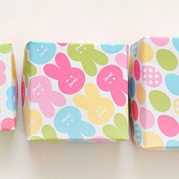 Print and Fold Easter Gift Boxes