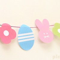 Free Printable Easter Shapes!