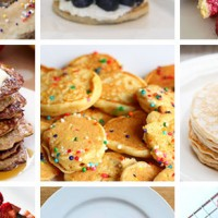 20 Perfect Pancake recipes - because pancakes will fix everything!