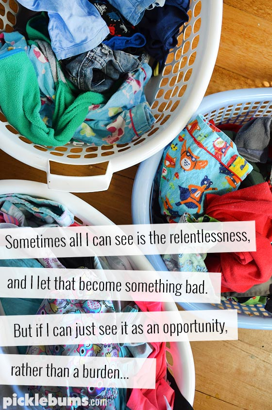 Does the relentlessness of parenting get you down sometimes? You are not alone.