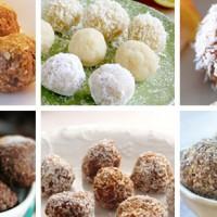 15 Kid-friendly Snack Ball Recipes.