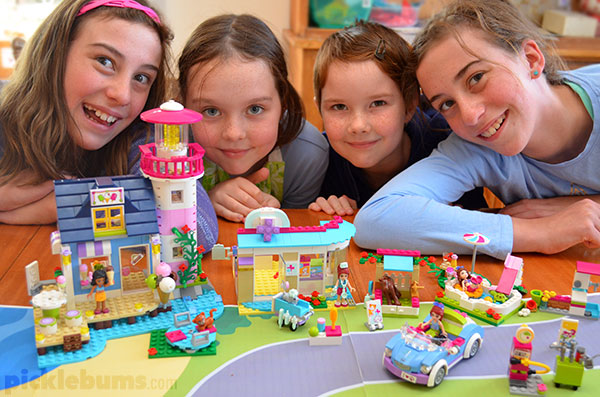 Have a 'Best Friends Day' with LEGO Friends and our easy ideas including a free printable Lego playmat