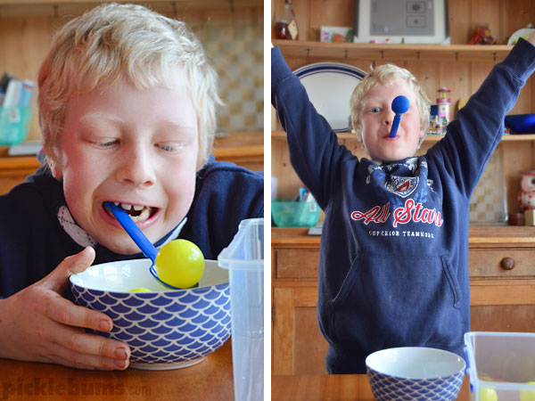 Five Fun Family Challenges - games to play to get the whole family moving!