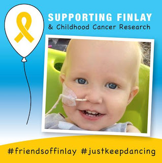 Supporting Finlay and Childhood Cancer Research