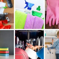 Simple tips and tricks for staying on top of cleaning - part of our 'Keep It Simple' series.