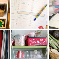 Simple Tips for Getting Organised and Staying Organised!
