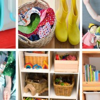 Simple Tips for Organising Kids and All Their Stuff!