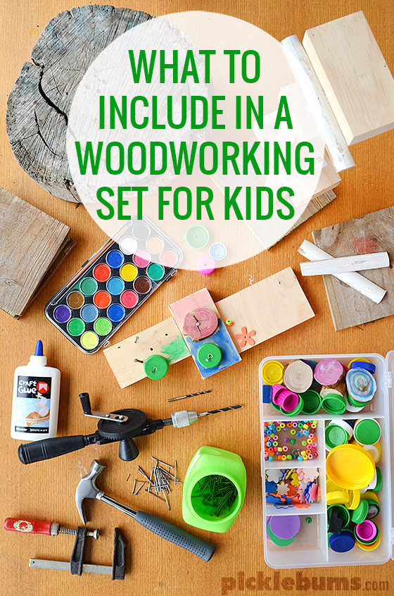 Innovative MontessoriInspired Woodworking Activities