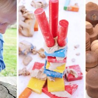 20 Ideas for Creating and Learning with Wood