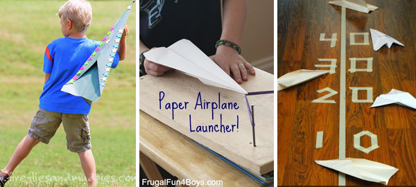 The very best paper plane ideas - how to fold them. awesome add-ons, ideas  and activities!