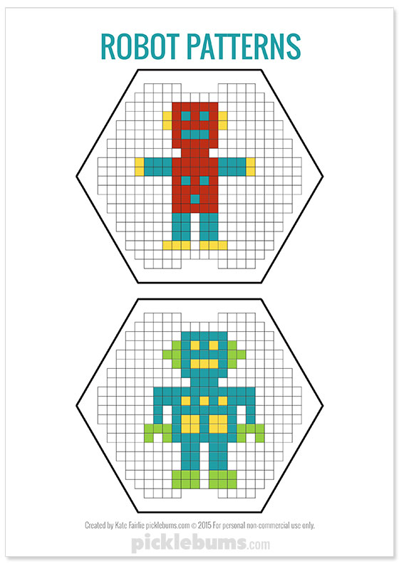 http://picklebums.com/wp-content/uploads/2015/10/robot-pattern-printable.jpg