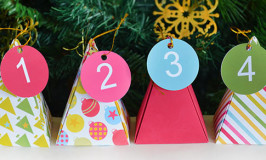 Advent Calendar Printables