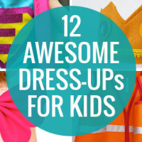 12 Awesome Easy Dress-up Ideas
