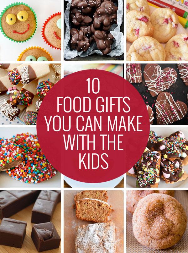 Ten delicious food gifts free printable recipe cards ten delicious food gifts you can make withe the kids plus free printable recipe cards forumfinder Gallery
