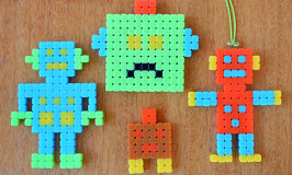 Designing Robots – a simple STEAM activity.