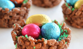 Kids Can Cook – Easter Nests