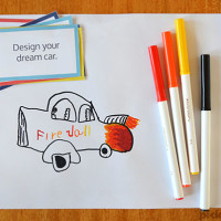 Free Printable Drawing Challenge Cards
