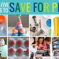 Thirty-Five Things to Save for Play