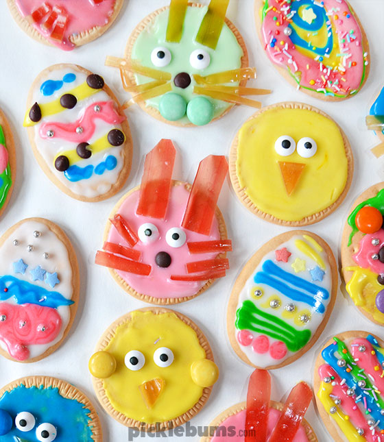 The Easiest Easter Cookies Ever Picklebums