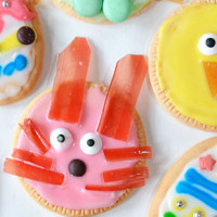 The Easiest Easter Cookies Ever!