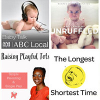 Eight Awesome Podcasts for Parents