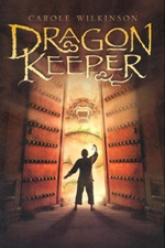 Awesome adventure books for 9-12 year olds! - Dragon Keeper