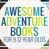Awesome Adventure Books for 9-12 Year Olds