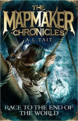 The Mapmaker Chronicles book cover