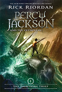 Awesome adventure books for 9-12 year olds!  - Percy Jackson and The Olympians