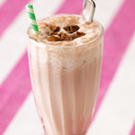 Encourage your kids to consume more milk - Chocolate Cookie Shake
