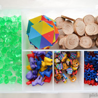 Tiny Treasures – Loose Parts Play