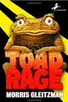 Chapter books by Aussie Authors - Toad Rage