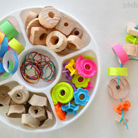 Awesome Ideas for Threading Activities.