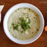 Easy olive dip - don't buy it, make it!